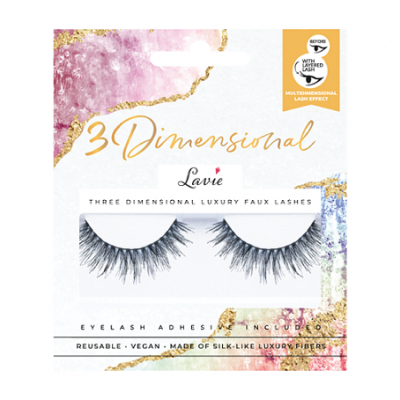 Lavie Lash 3D - Amber