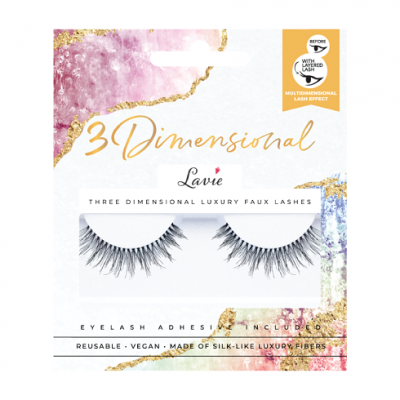 Lavie Lash 3D - Citrine