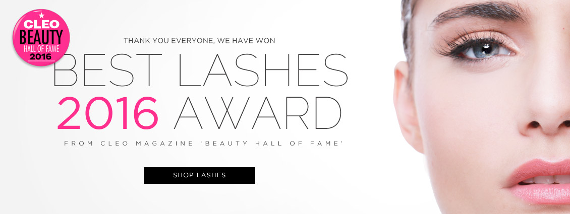 CLEO 'Best Lash Award 2016'